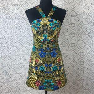 Zara Trafaluc Halter Dress Size Small